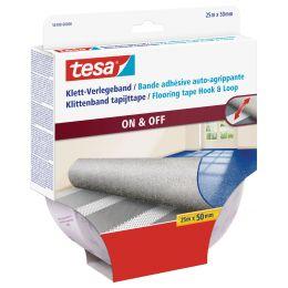 tesa Klett-Verlegeband, 50 mm x 25 m