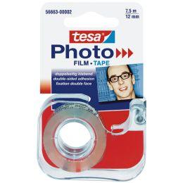 tesa Photo Film Abroller, inkl. Foto Film 12 mm x 7,5 m