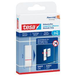 tesa Powerstrips Klebestreifen für Fliesen und Metall