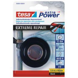 tesa Reparaturband Extreme Repair Tape, 19 mm x 2,5 m