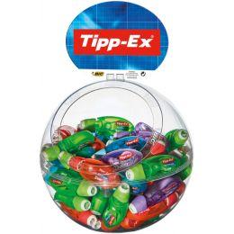 Tipp-Ex Korrekturroller Micro Tape Twist, im Kugel-Display