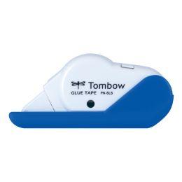 Tombow Einweg-Kleberoller GLUE TAPE SLS, weiß / blau