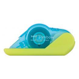 Tombow Einweg-Kleberoller GLUE TAPE SLS, türkis / grün