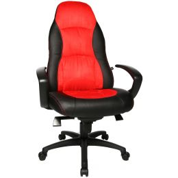 Topstar Chefsessel Speed Chair, rot