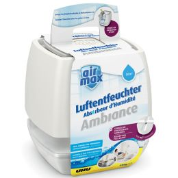 UHU Luftentfeuchter airmax Ambiance, 500 g, weiß