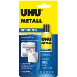 UHU Spezialkleber METALL, 30 g Tube