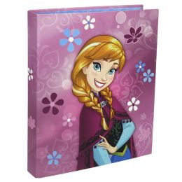 UNDERCOVER Ringbuch Frozen, DIN A4