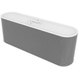 UNiLUX Bluetooth Lautsprecher LOLA, grau/weiß