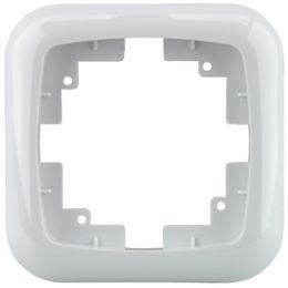 uniTEC Abdeckrahmen für ROMA Steckdose und Schalter, 1fach