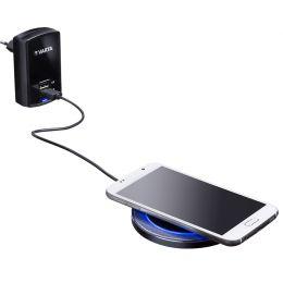 VARTA Ladegerät Wireless Charger, schwarz