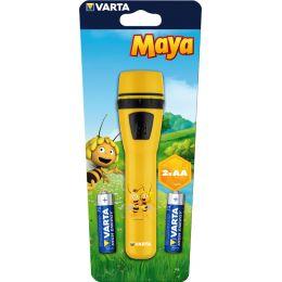 VARTA LED-Taschenlampe Die Biene Maja, gelb