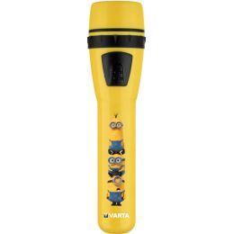 VARTA LED-Taschenlampe Minions, mit 2 x Micro AA Batterien