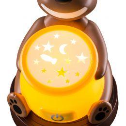 VARTA Nachtlicht Paul der Bär, inkl. 3x Mignon AA
