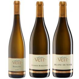 Veit Weinprobe - Riesling, Weißburgunder & Blanc de Noir
