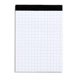 VIKTOR RICHTER Notizblock A7, 50 Blatt, holzfrei, blanko