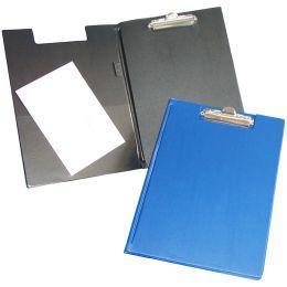 WEDO Klemmbrett-Mappe Standard, DIN A4, schwarz