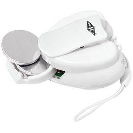 WEDO LED-Handtaschenlicht in Herzform, mit Infrarot-Sensor