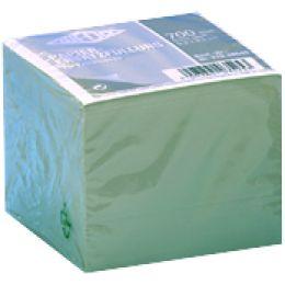 WEDO Zettelboxeinlage, 99 x 99 mm, weiß, 700 Blatt