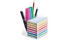 WEDO Zettelboxeinlage, 55 x 90 mm, weiß/farbig, 700 Blatt