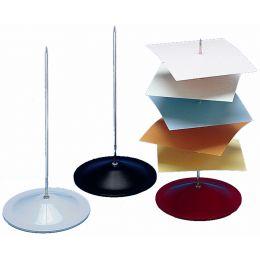 WEDO Zettelspießer, Metall, farbig sortiert, Höhe: 180 mm