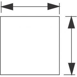 Wellemöbel Arbeitsplatte CONTACT, (B)800 mm, Kirschbaum-