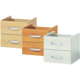 Wellemöbel Schubkasten-Set JOBEXPRESS, (B)362 mm