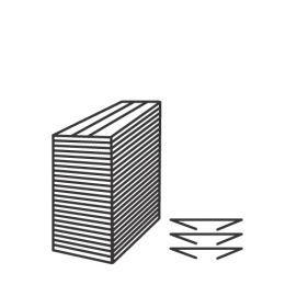 wepa Handtuchpapier Smart, 250 x 310 mm, C-Falz, natur